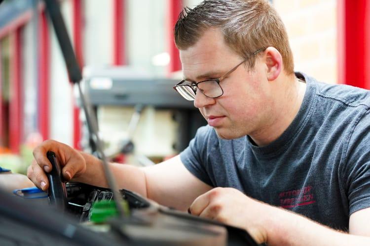 Jeffrey van Autobedrijf Jabe Dongen