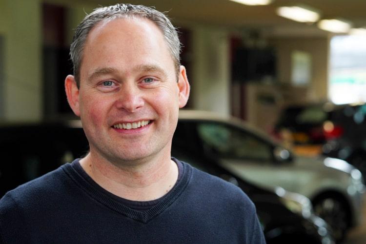 Peter Melsen van Autobedrijf Jabe Dongen